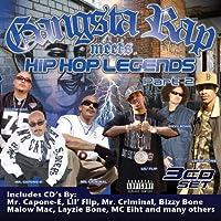 Gangsta Rap Meets Hip-Hop Legends 2 by HI POWER PRESENTS (2009-07-28)