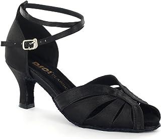 DSOL Women`s Latin Dance Shoes DC271303/DC271308