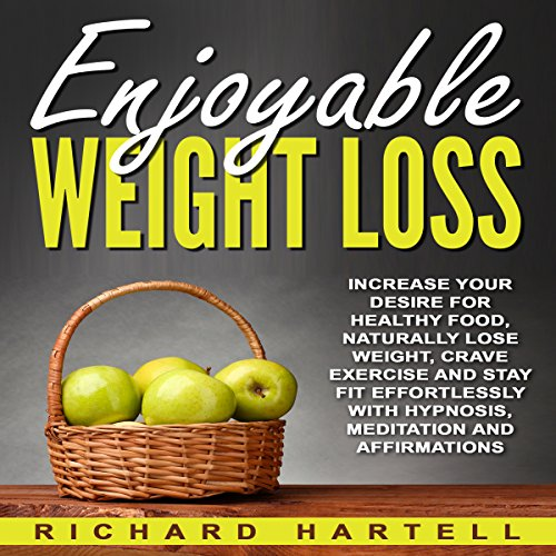 Enjoyable Weight Loss audiobook cover art