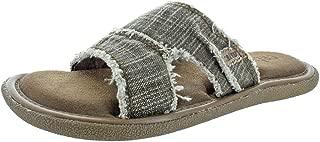 Mens Cory Hemp Slide Slide Sandals