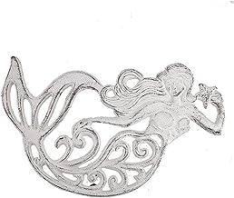 Novelty Cast Iron Trivet (Mermaid)