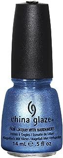 China Glaze Nail Polish, Blue Bells Ring, 0.5 fl oz.