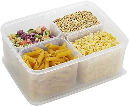 bienvenido a orden Organizador Organizador Organizador Creativo Cocina PláStico, Compartimiento Refrigerador, Caja Almacenamiento Adecuada Cocinas Caseras, Refrigeradores, Casilleros, Ideal Paquetes Condimentos (Paquete 4)  increíbles descuentos