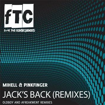 Jack's Back (Remixes)
