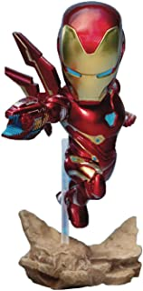 Beast Kingdom Avengers Endgame MEA-011 Iron Man MK50 PX Fig
