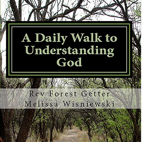 A Daily Walk to Understanding God audiobook cover art