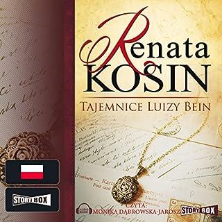 Tajemnice Luizy Bein audiobook cover art