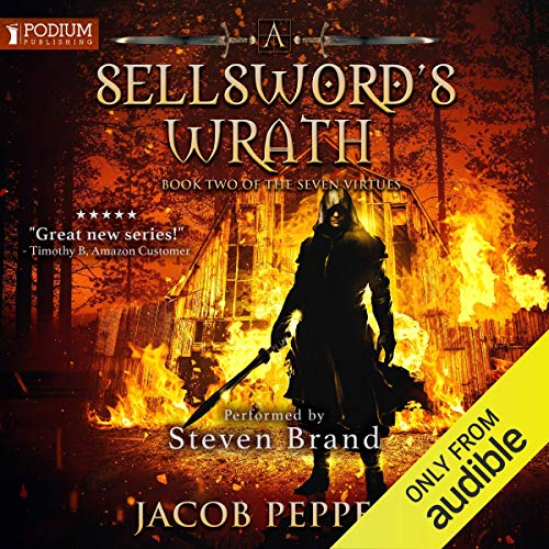A Sellsword's Wrath  By  cover art