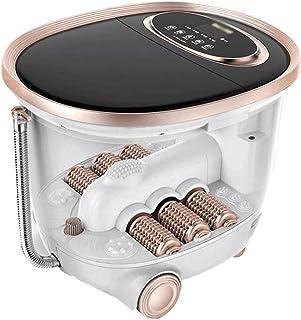حوض القدم تدليك التدفئة الكهربائية فوت باث القدم حمام رغوة حوض الباديكير حوض القدم حمام اسطوانة كهربائية