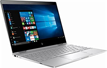 HP Spectre x360 13-AE052NR 2-in-1 13.3in Laptop with Intel Core i7-8550U Processor, 16GB Memory, 512GB SSD, Windows 10 (Renewed)