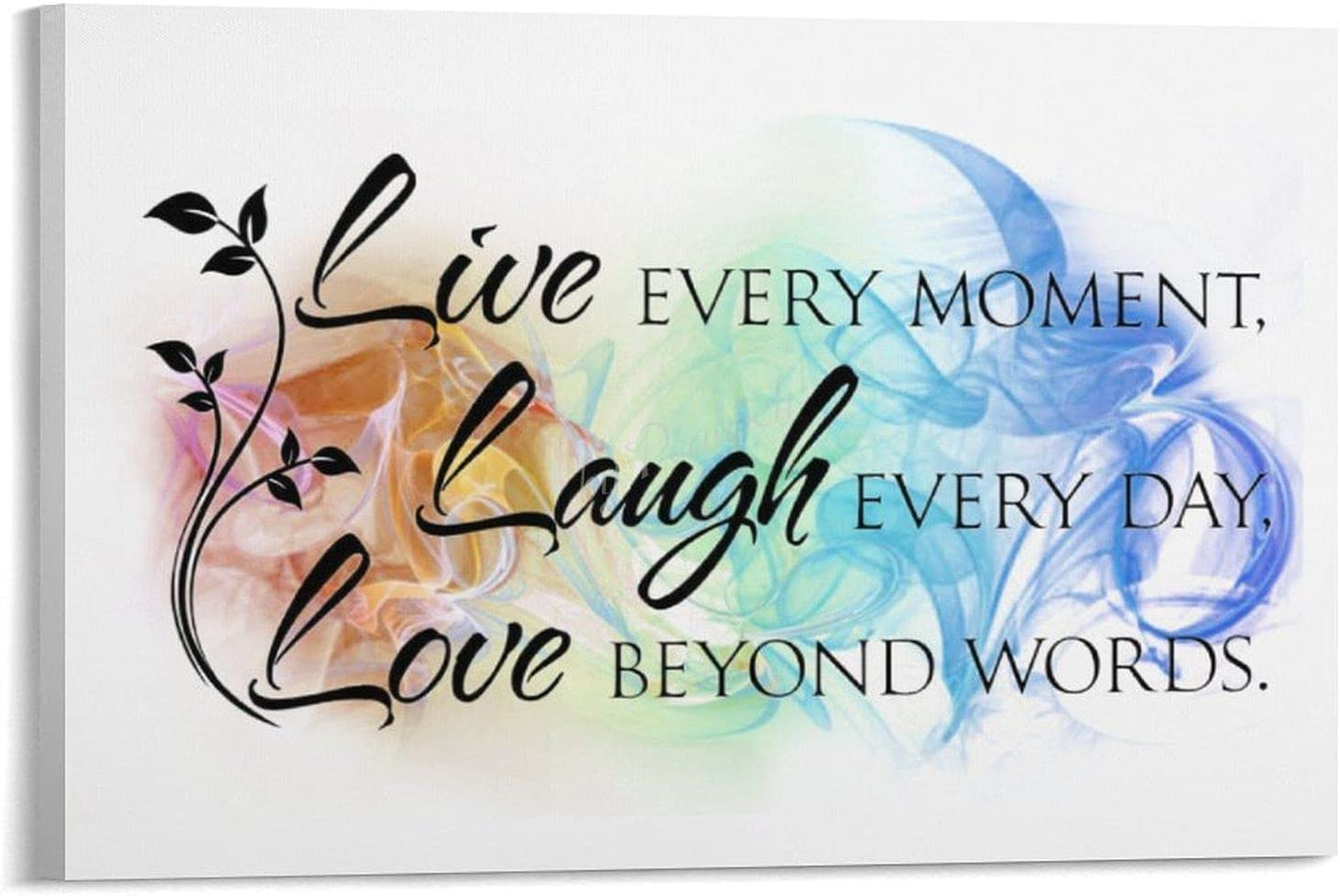 Canvas Wall Art Mail order for Dallas Mall Living Room Moment Live to Photo Every Canv