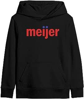 FREKFOEWQ Hooded Sweatshirt for Kids Long Sleeve Long Sleeve Childrens Unisex Pullover Hoodie with Pocket