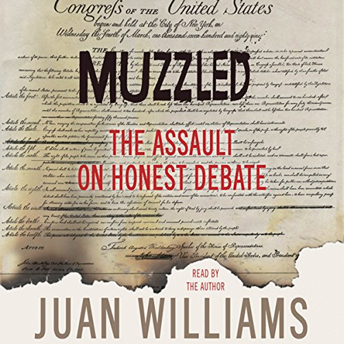 Muzzled cover art