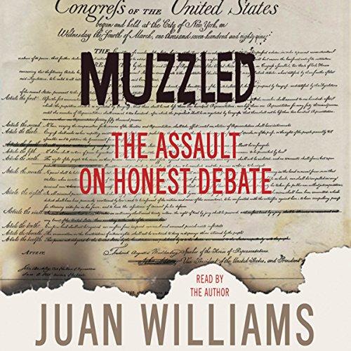 Muzzled audiobook cover art