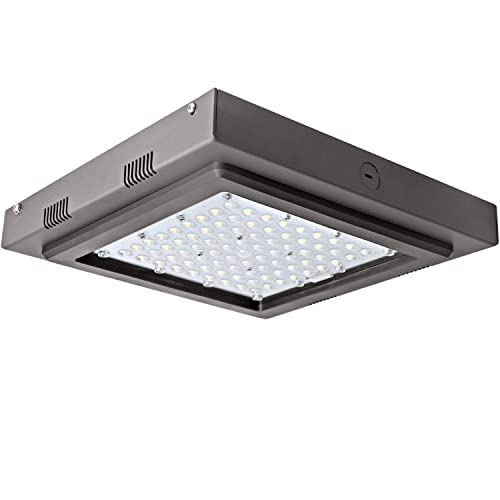 45W 70W Recessed Surface Mount Canopy Light or Direct Mount LED Ceiling Light