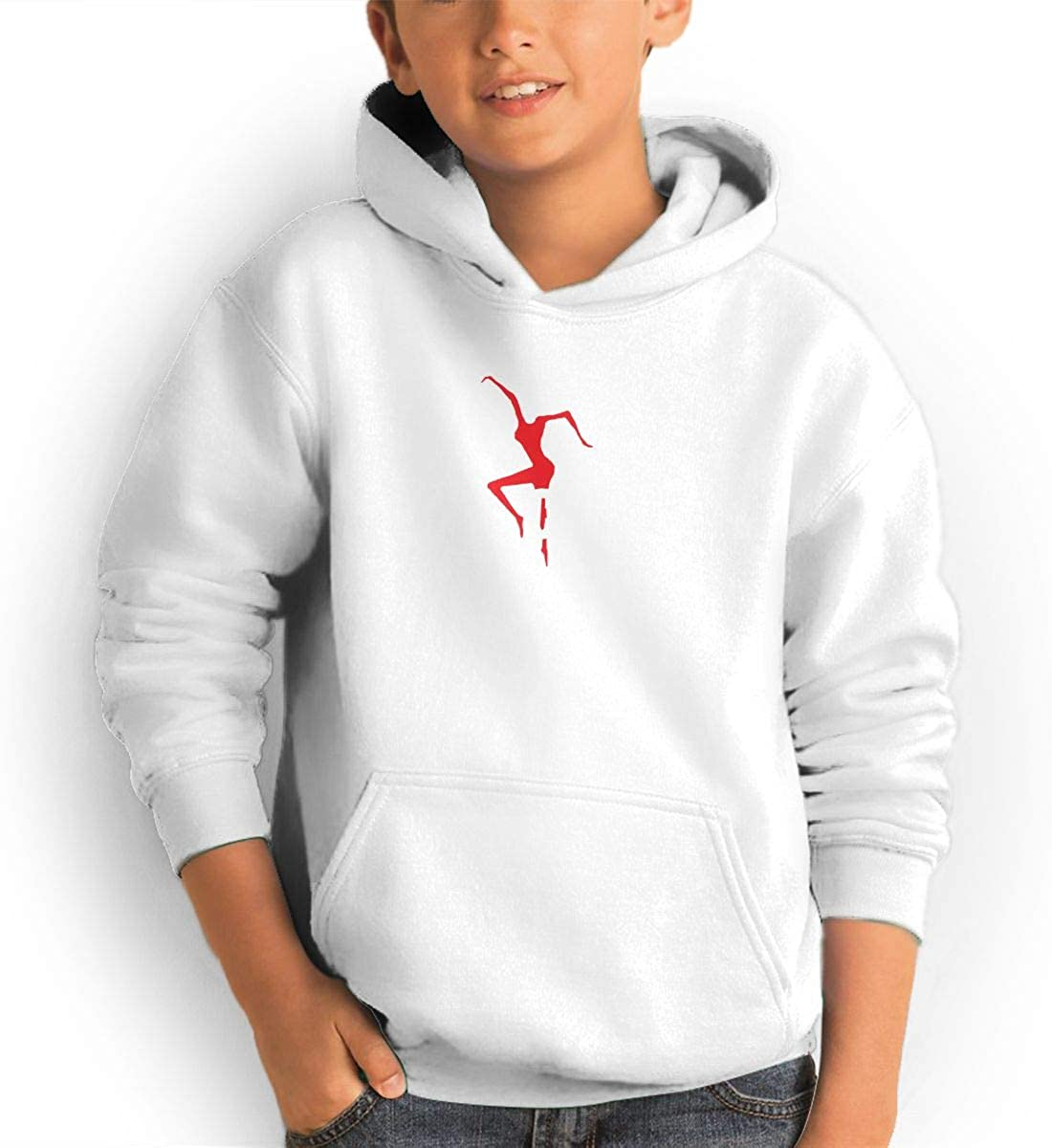 AOOIUU Dave Matthews Band Youth Teen Pullover Hooded Pocket Sweater for Boys and Girls