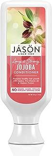 JASON Long and Strong Jojoba Conditioner, 16 Ounce Bottle
