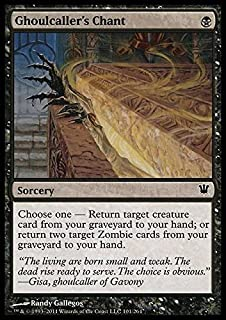 Magic: the Gathering - Ghoulcaller's Chant - Innistrad