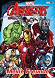 Marvel Avengers Freundebuch: Meine Freunde