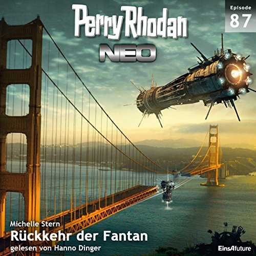 Rückkehr der Fantan audiobook cover art