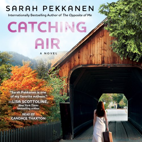 Catching Air audiobook cover art