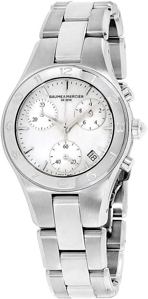 baume&mercier orologio da uomo moa10012
