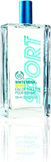 The Body Shop Perfume White Musk Sport Edt 100 ml