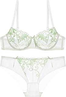 07e20eeb3cf21 Amazon.com  Demi   Balconette - Whites   Bras   Lingerie  Clothing ...