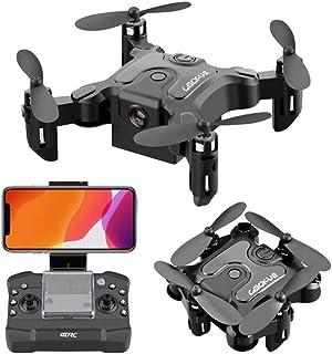 Drones WiFi FPV con cámara 4K para adultos, Drone cuadricó