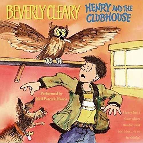 Henry and the Clubhouse cover art