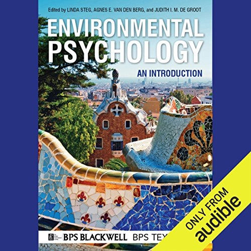 Environmental Psychology audiobook cover art