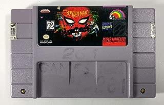 Best spiderman snes games Reviews
