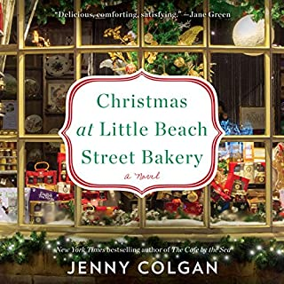 Christmas at Little Beach Street Bakery cover art
