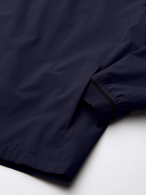 PGA TOUR Men's Long Sleeve Water Repellent V-Neck Lightweight Pullover