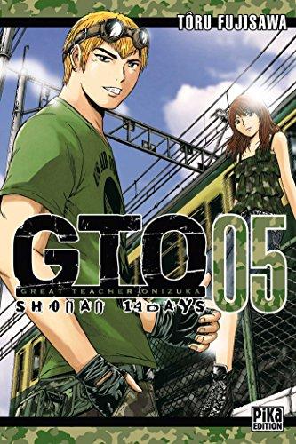 GTO Shônan 14 Days, tome 05