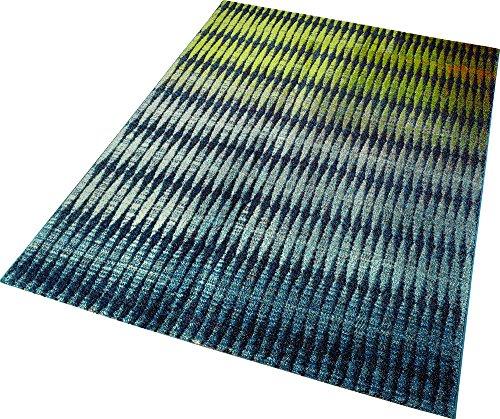 Teppich Ocean View in Gelb Teppichgröße: 133 x 200 cm