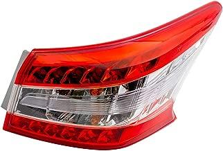 Best nissan altima rear quarter panel Reviews
