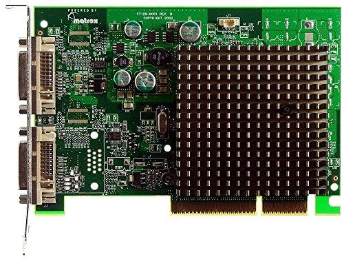 Matrox P65-MDDA8X64F 2x DVi 64MB Dualhead AGP 4x/8x Grafikkarte, BULK