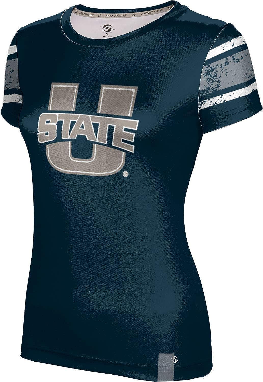 ProSphere Utah State University Girls' Performance T-Shirt (End Zone)
