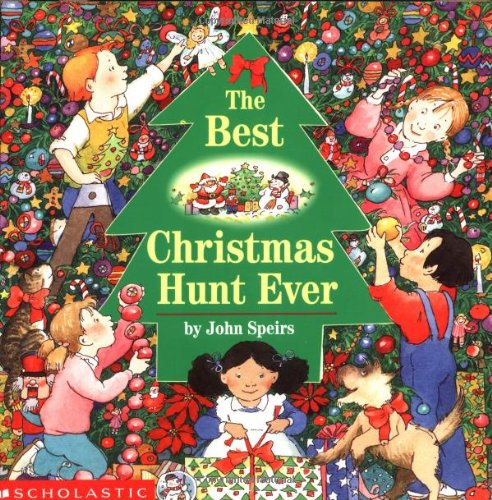The Best Christmas Hunt Ever (Read With Me Paperbacks)の詳細を見る