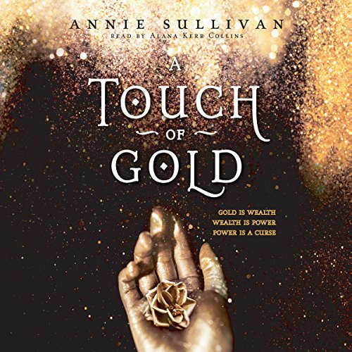 A Touch of Gold audiobook cover art