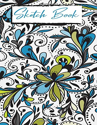 Sketch Book: Notebook for Drawing, Writing, Painting, Doodling, 120 Blank Pages, ( Special Premium cover)