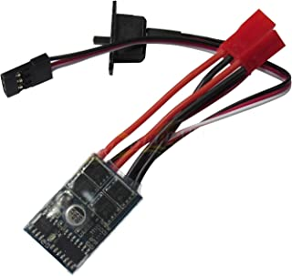 powerday RC 10A ESC Controlador de Velocidad cepillada para