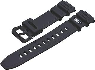 Correa de Reloj Resin Band negro AE-2000W WV-200