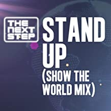stand up song the next step
