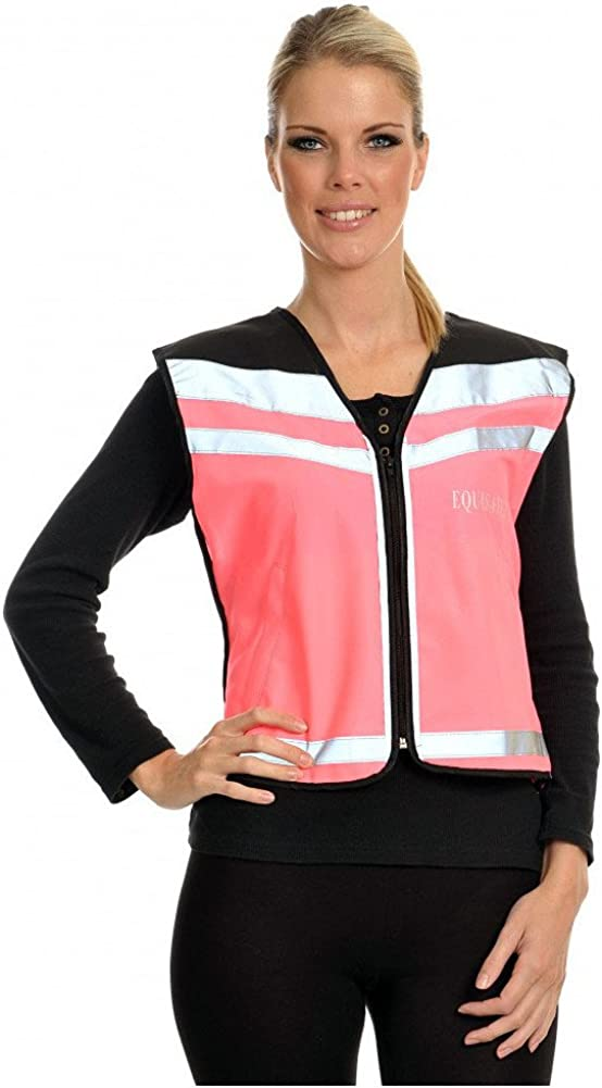 Chaleco de h/ípica para Mujer Equisafety Adjustable Air Waistcoat