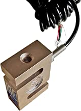 Pull Pressure Force S-type Load Cell Sensor with Cable 5KG 10KG 30KG 100KG 200KG 300KG 1T 1.5T 2T 3T 5T (50KG)