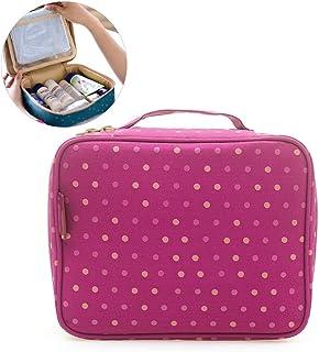 Cosmetic Bags Professional Multi-Functional Travel Makeup Bag Organizer Portable Storage Bag Toiletry Travel Accessories Wash Bag
