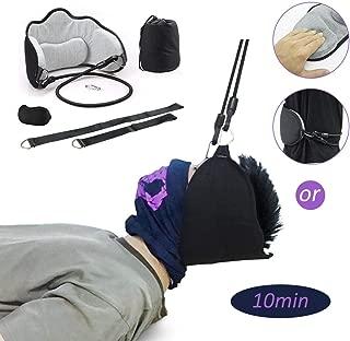 SPEESUN Neck Hammock,Neck Traction,Door Cervical Traction & Home Traction Device,RelieveTight Neck & Shoulder,Multifunction,Neck Hammock Set 2.0