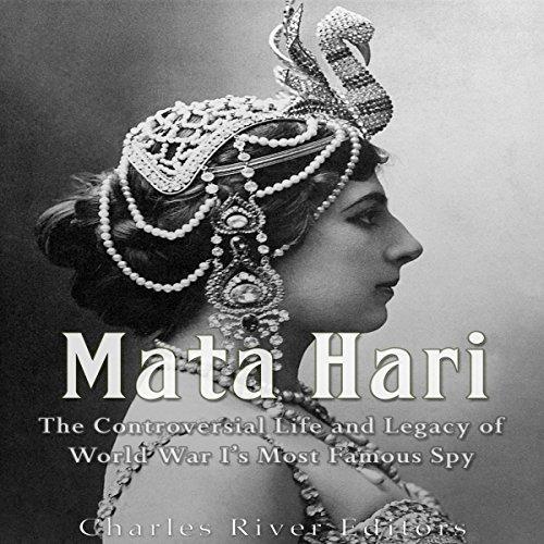 Mata Hari audiobook cover art
